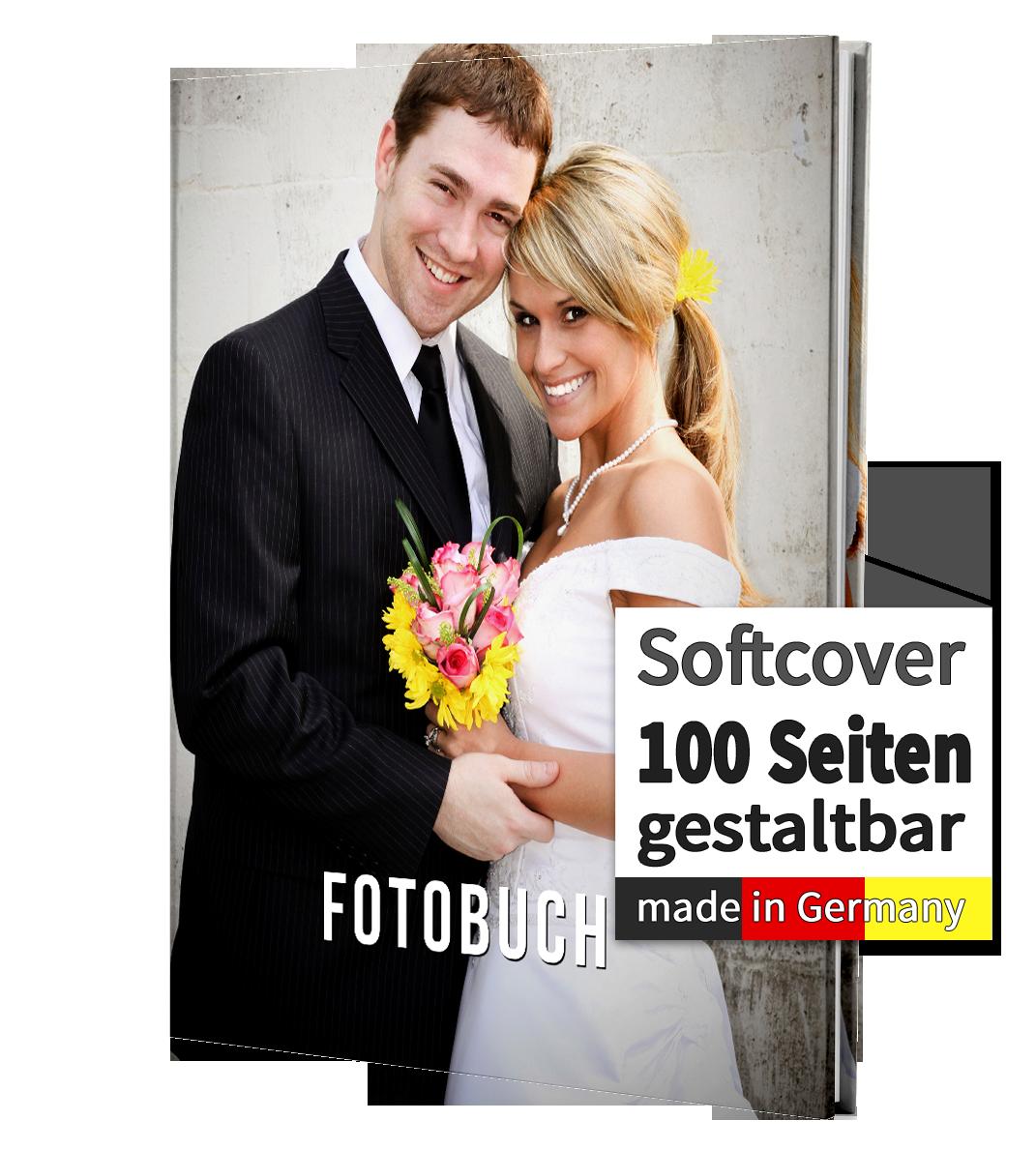 online selbstgestalten fotobuch a4 hochformat im softcover mit 100 seiten ebay. Black Bedroom Furniture Sets. Home Design Ideas
